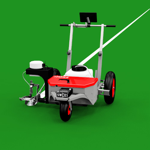Picture of the SWOZI Robot Line Striper product.